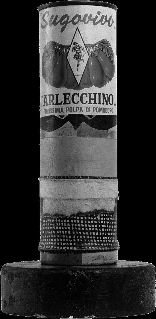 Giuseppe Rescigno Enclosure, 1974 Performance Mercato S. Severino Taide Spazio per